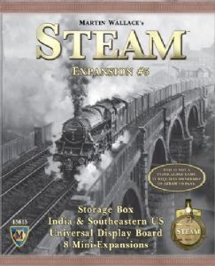 Steam : Rails to Riches - Expansion Map 5